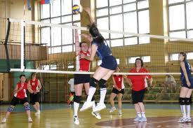 Азартный волейбол