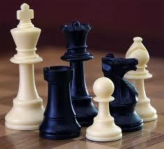 Как нужно ставить на шахматы?