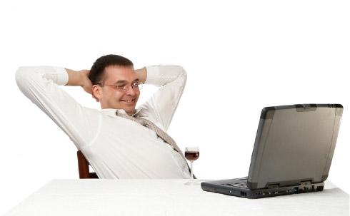 Почему онлайн-конторы